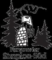 Forstrevier Simplon-Süd